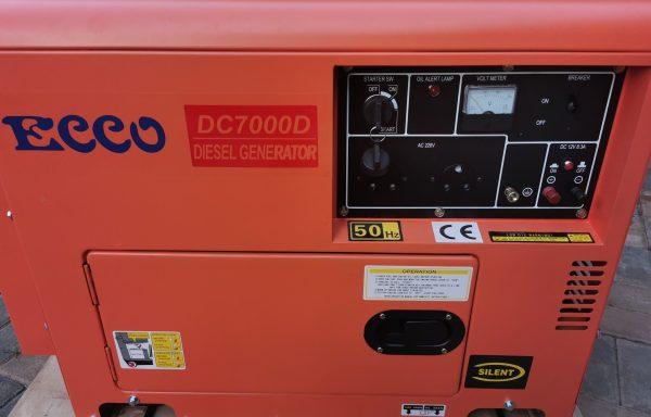 Ecco diesel silent generator