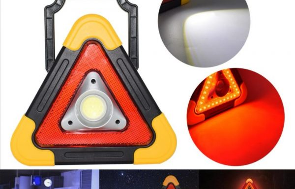 Multifunctional work/warning light