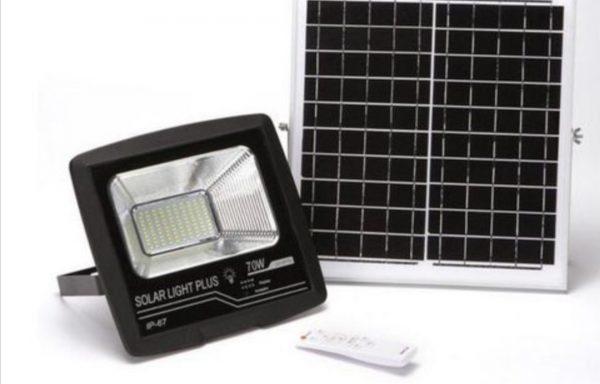 Solar light 70w